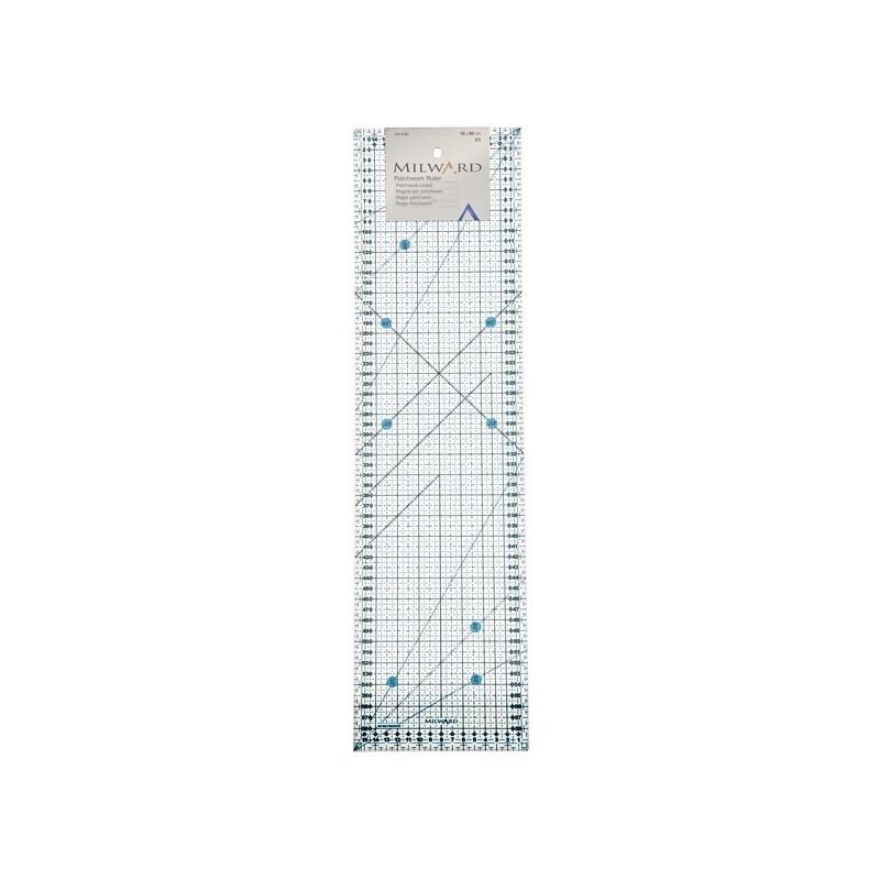 Patchwork Ruler 16x60cm