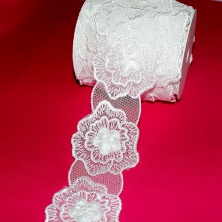 """Lace """"Guipur"""" (W)6cm"""