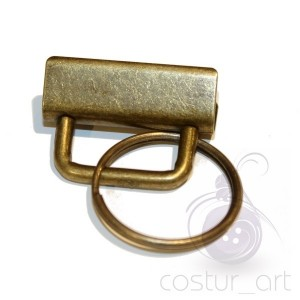 Fecho Porta chaves 30mm