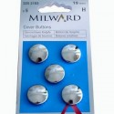 Cover Buttons - 19mm