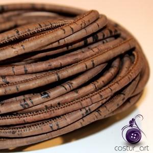 Cork Yarn 5mm - Gold