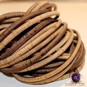 Cork Yarn 5mm - Brown
