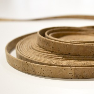 10mm Cork Strip - Natural