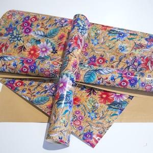 "Cork Fabric ""Primavera"""