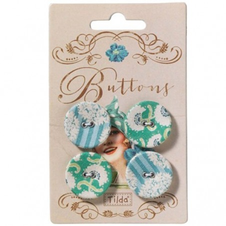 Tilda Buttons - Spring Lake