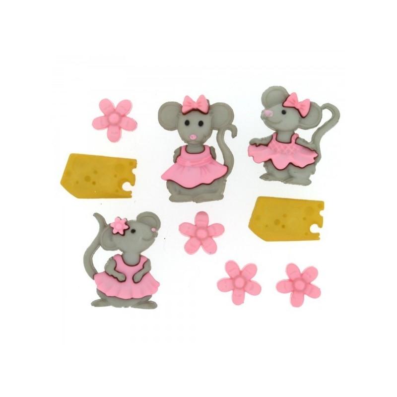 "DRESS IT UP - The ""Mice"" Girls"