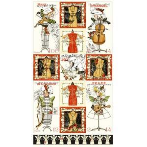 Handmaids -  Painel 60x110cm