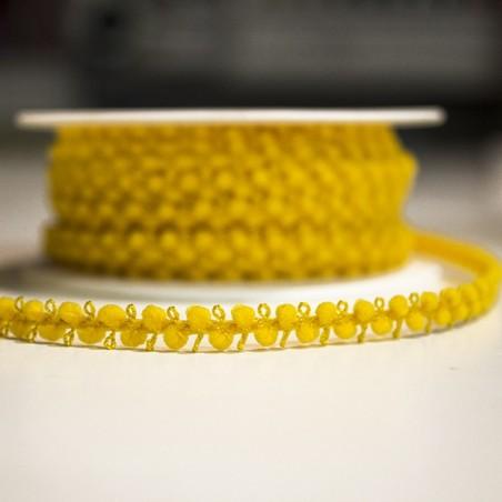 Galão de Seda - Amarelo