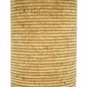 "Cork Cord 3mm - Natural ""TILES"""