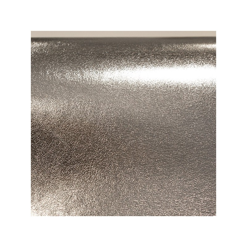 Synthetic Leather - Silver