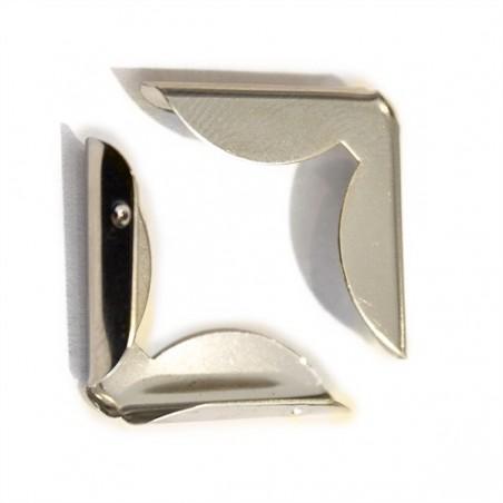 Silver Corner 20*20mm