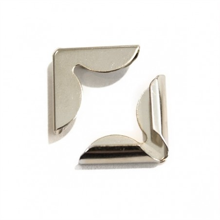 Silver Corner 15*15mm