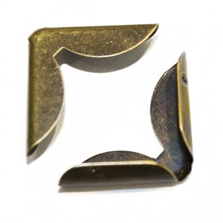 Canto Bronze  20*20mm