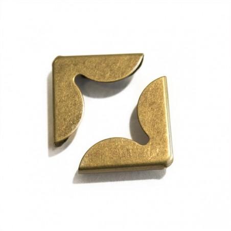 Canto Bronze 15*15mm