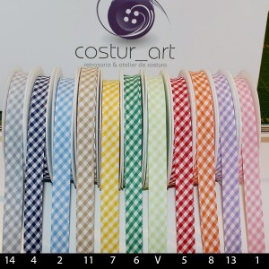 100% cotton Bias Tape 18mm