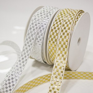 Golden  / Silver Ribbon