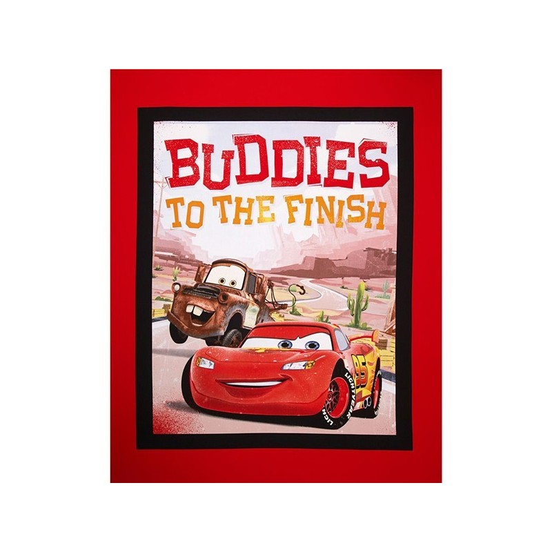 Buddies To The Finish (Painel 90cm)