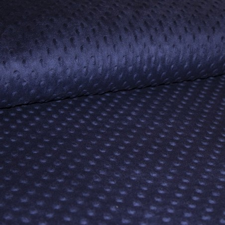 MiNKY - Tecido Polar - Azul Marinho