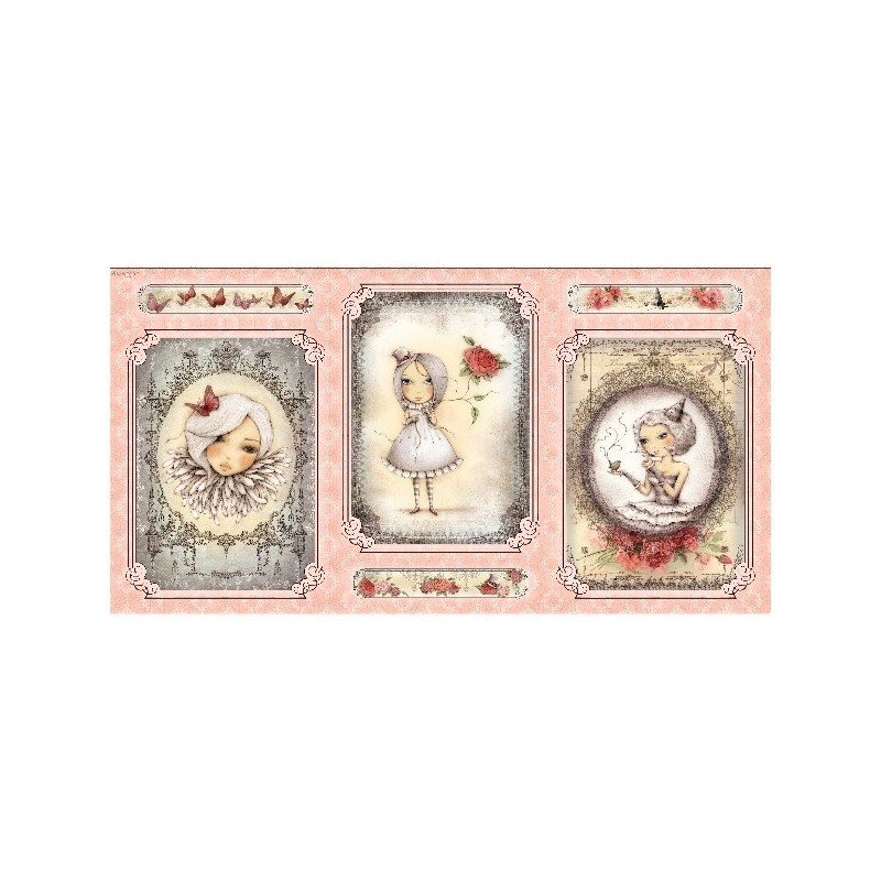 Mirabelle - La Vie En Rose (PANEL)