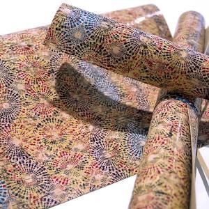 """Cork Fabric """"Marrakech"""""""