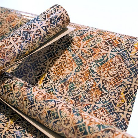 "Cork Fabric ""Cairo"""