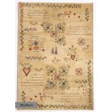 """Corck Fabric """"Lenço dos Namorados"""""""