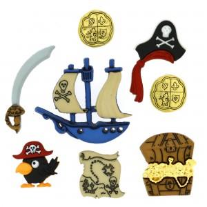 DRESS IT UP - Pirates