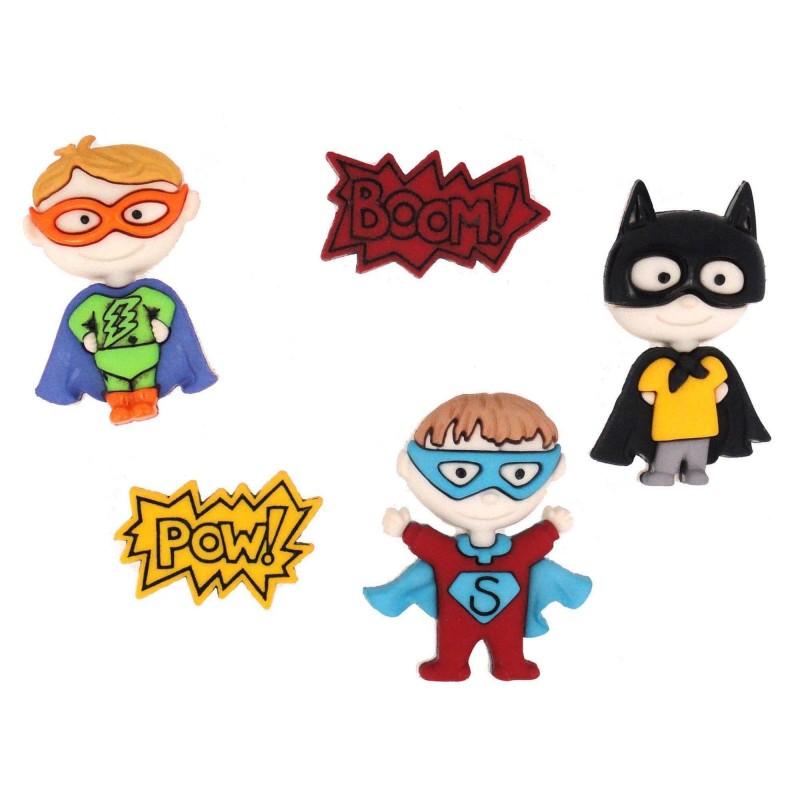 DRESS IT UP - Be My Super Hero