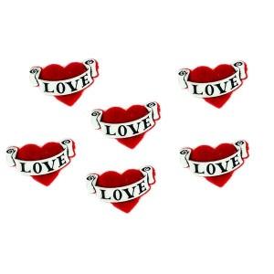 DRESS IT UP - Love Hearts