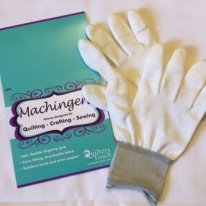 Machingers - Quilting Gloves S/M
