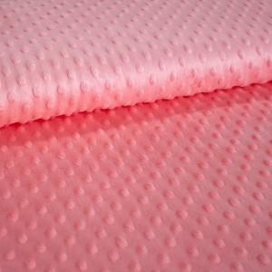 MiNKY - Tecido Polar - Coral (360Gr)