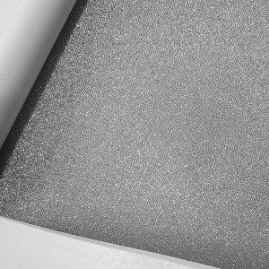 Micro Glitter - Prata